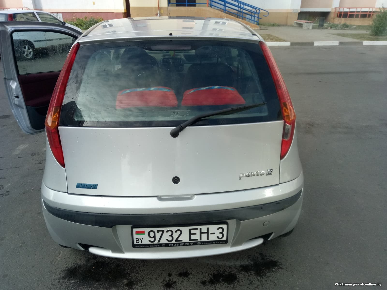Fiat Punto II 188A5