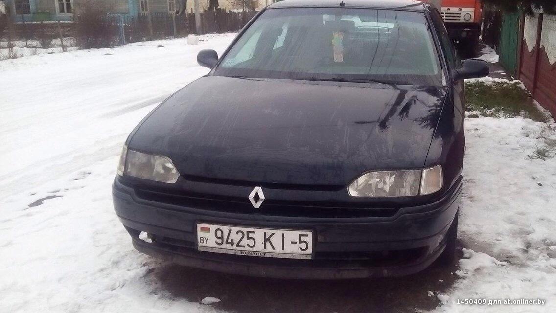 Renault Safrane 2.5TD