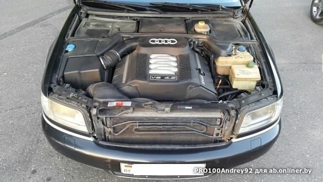 Audi A8 D2L