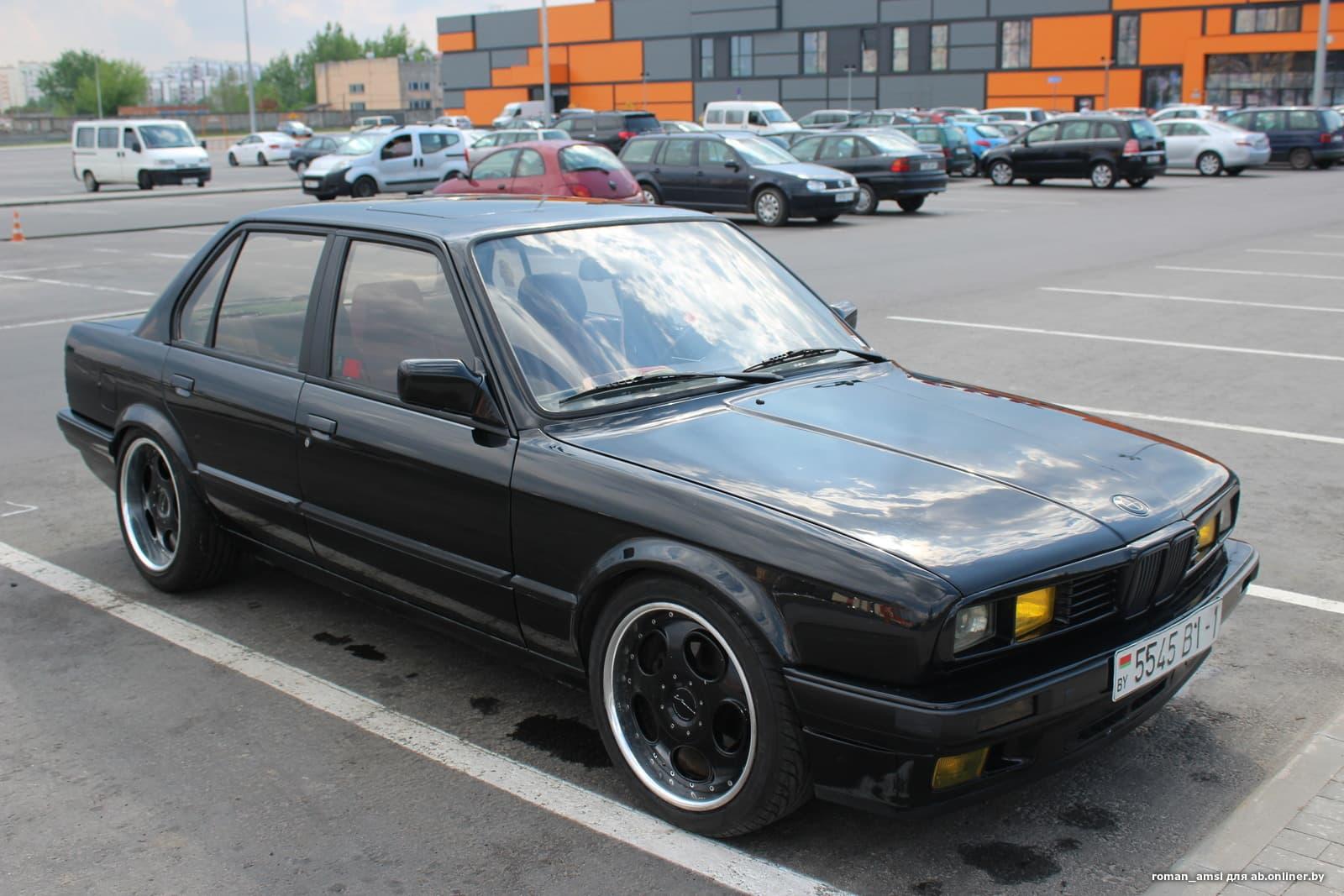 BMW 325 taifun