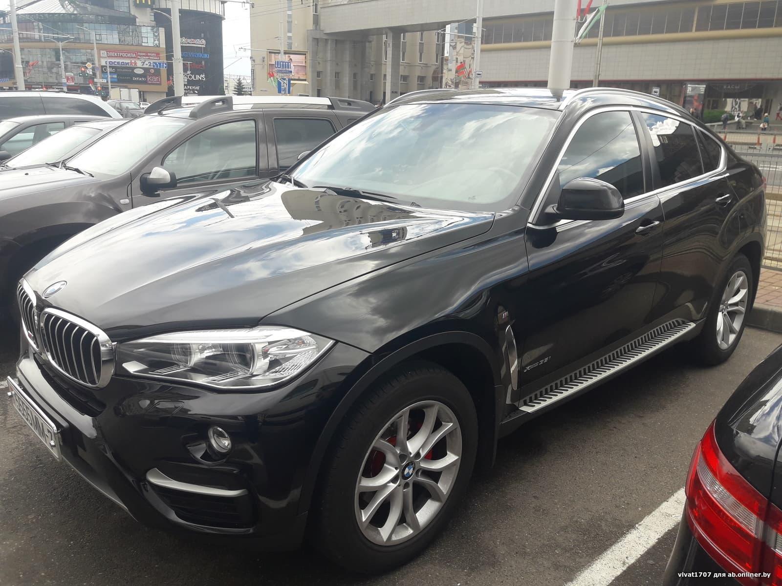 BMW X6 3.5i F16 xDrive