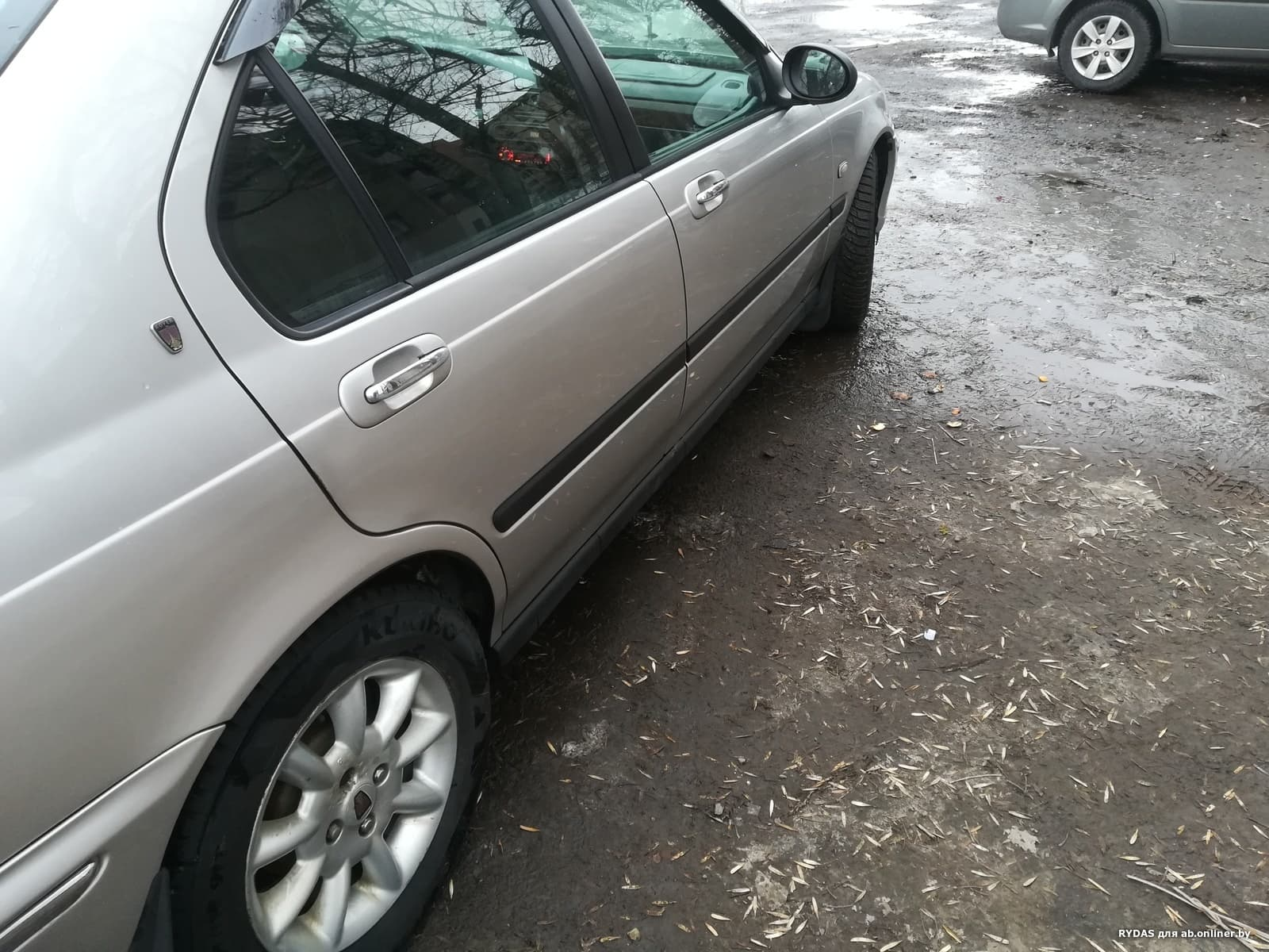 Rover 45 RT седан