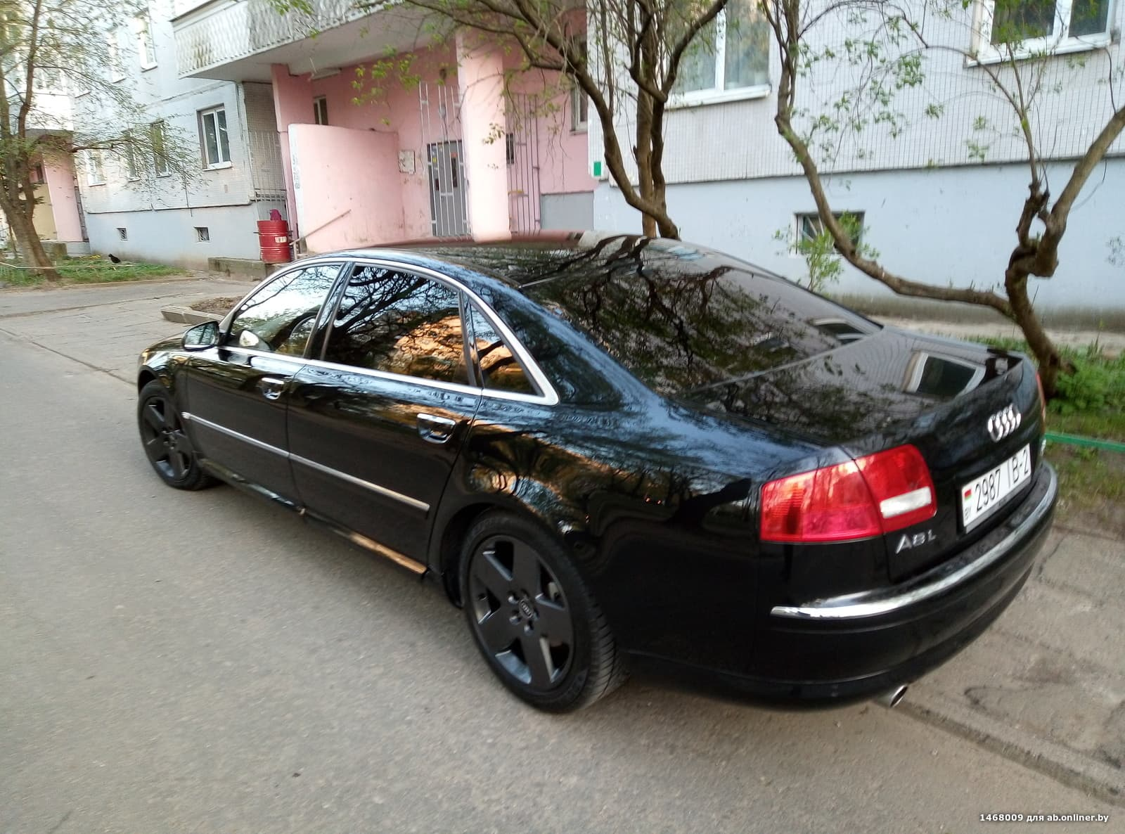 Audi A8 4E