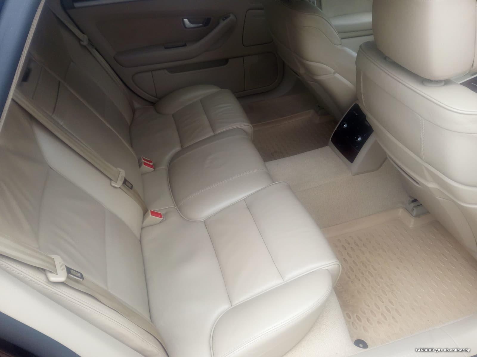 Audi A8 BFM