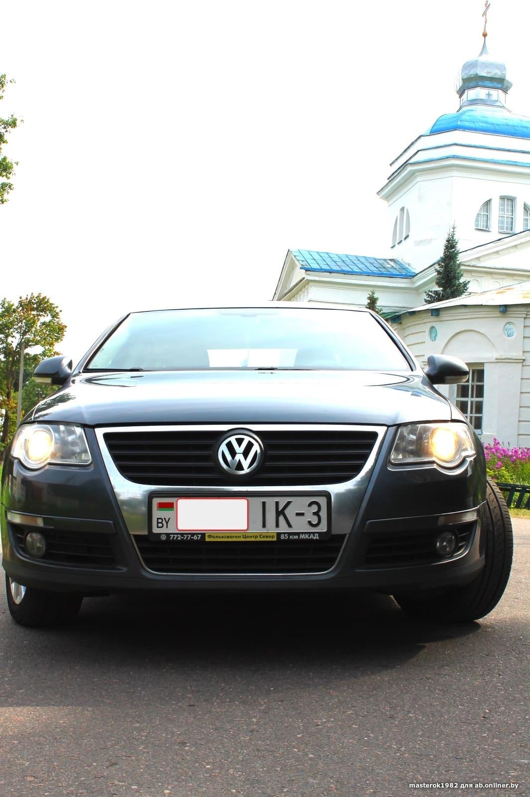Volkswagen Passat b6