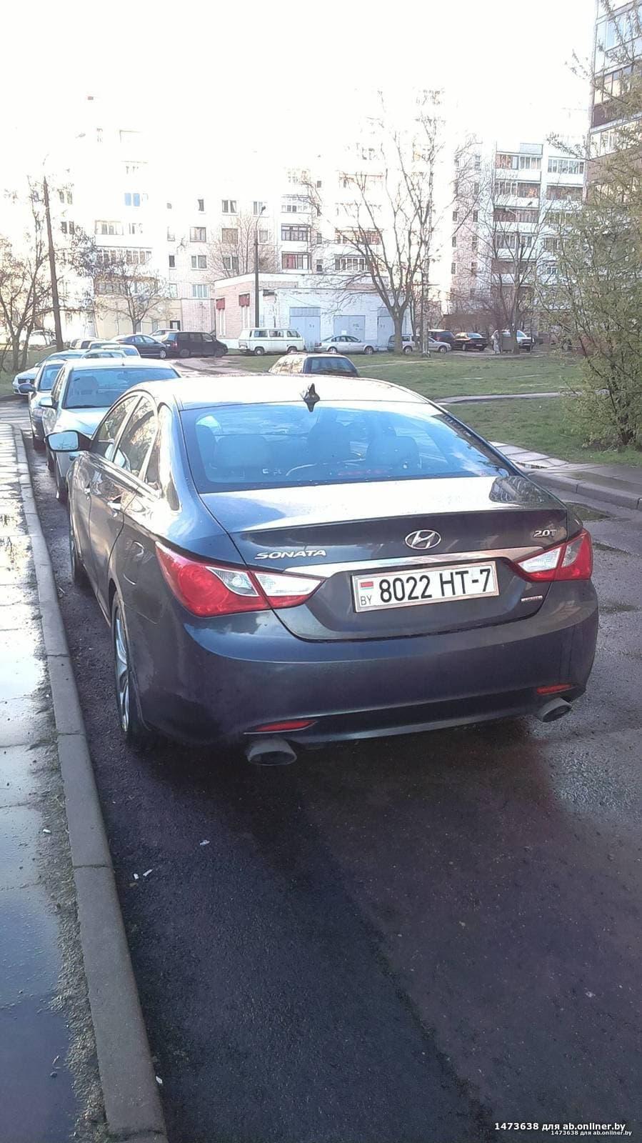 Hyundai Sonata 2,0 T LIMITED