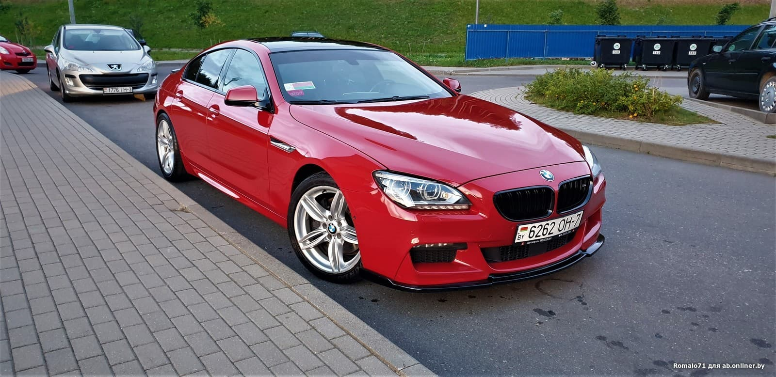 BMW 640 Grand Cupe 640D M