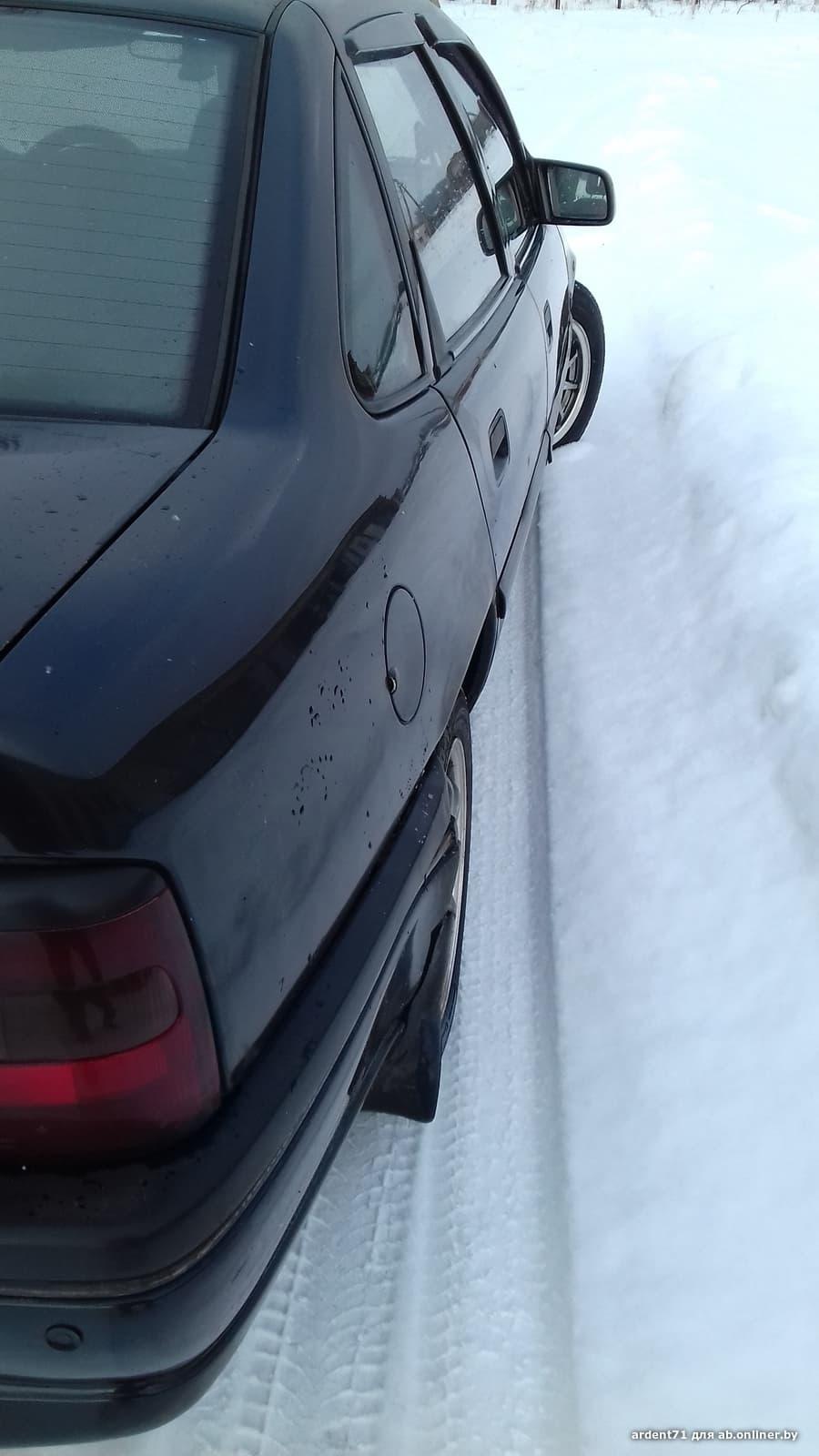 Opel Vectra gls