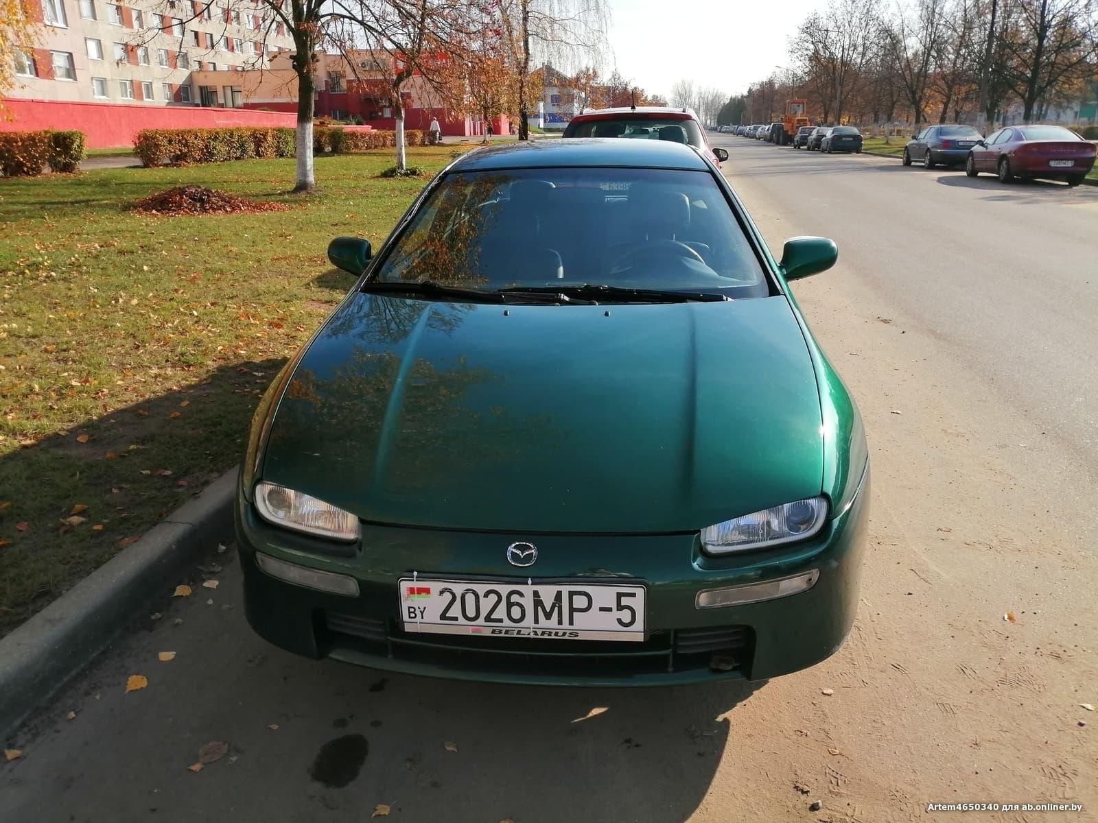 Mazda 323 F ba