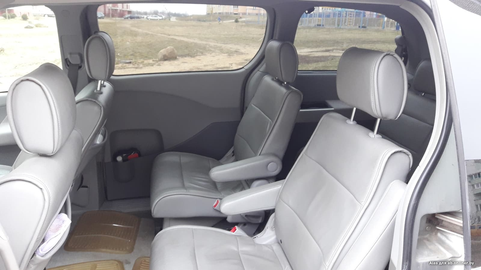 Nissan Quest SE