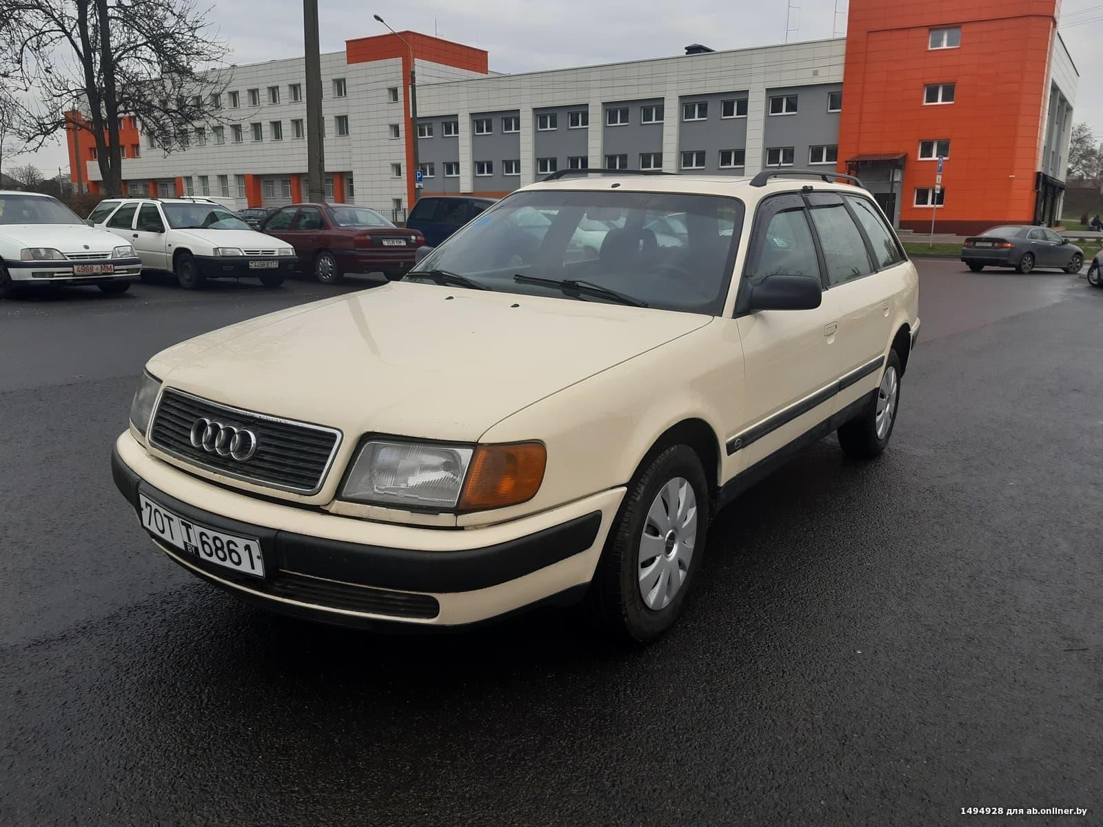 Audi 100 С4