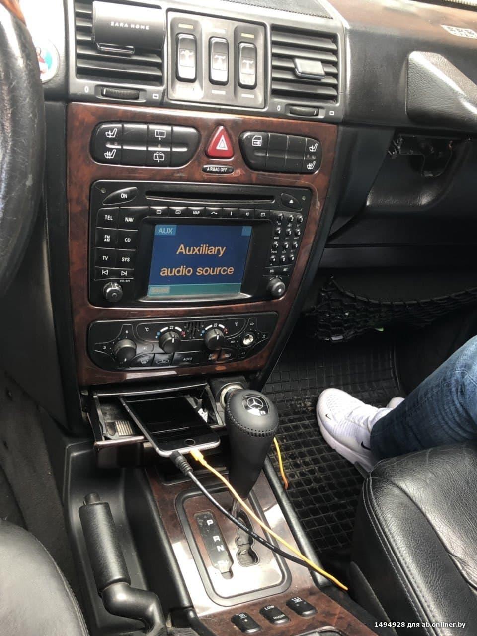 Mercedes-Benz G400