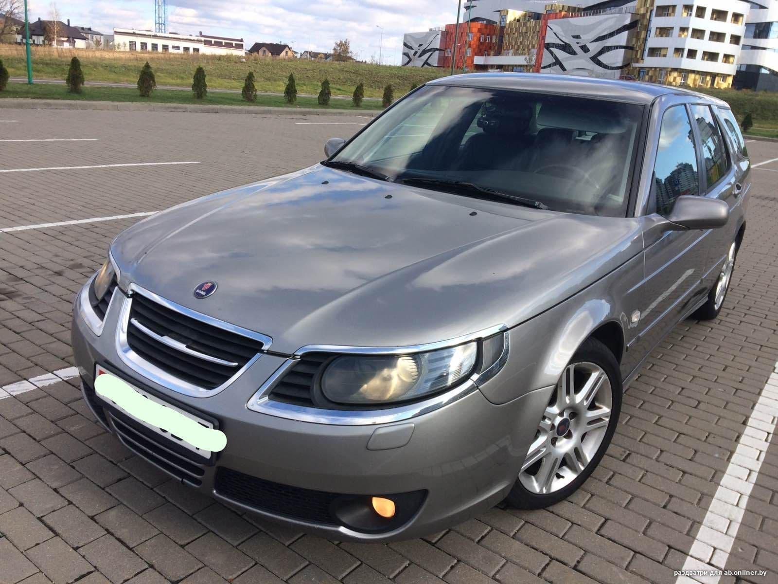 Saab 9 - 5 1.9TiD