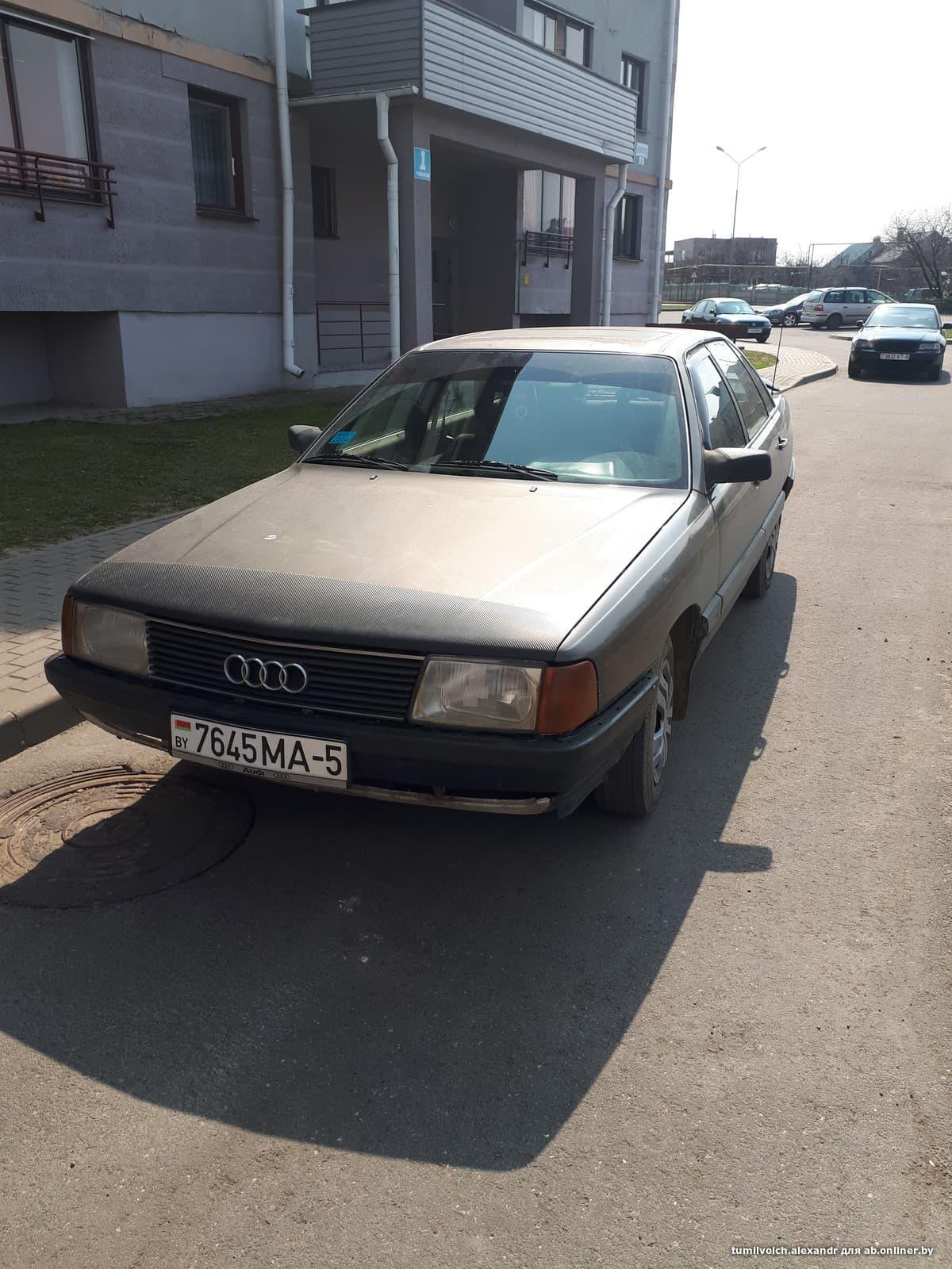 Audi 100 K-Jetronic