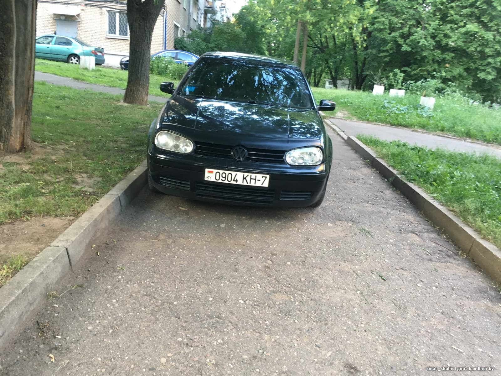 Volkswagen Golf Vr