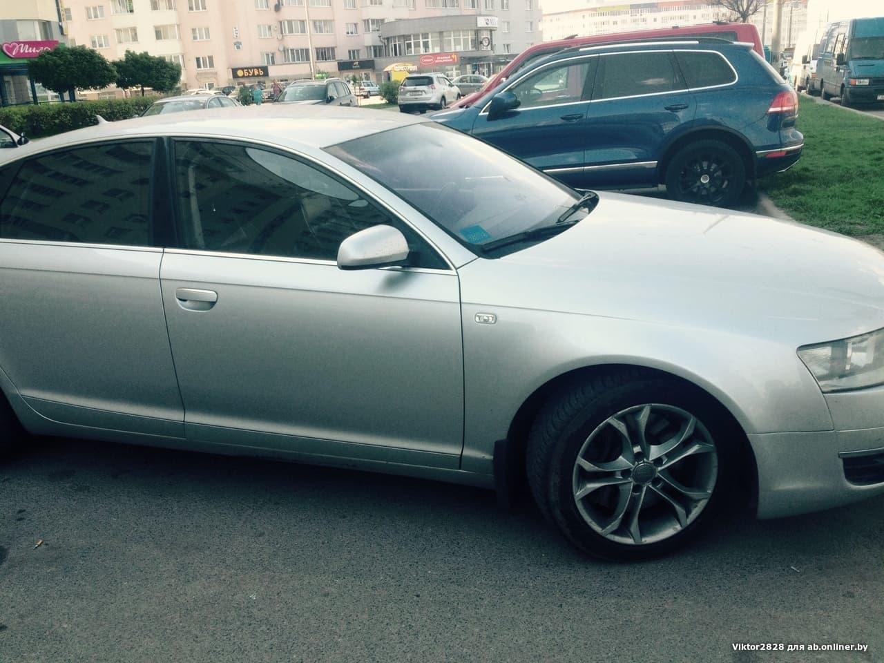 Audi A6 Кватро