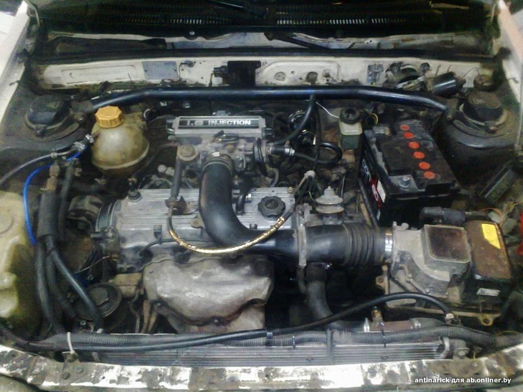 Mazda 323 4wd
