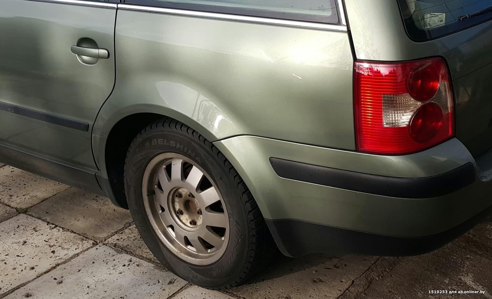 Volkswagen Passat 96kwt 131 л.с