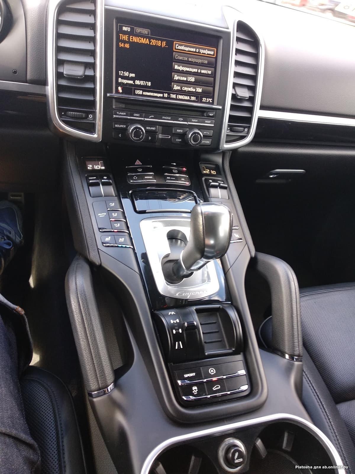 Porsche Cayenne GTS style