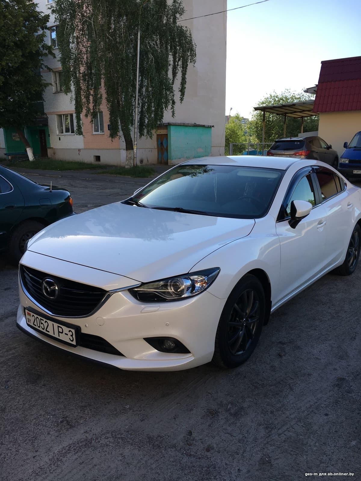 Mazda 6 Supreme