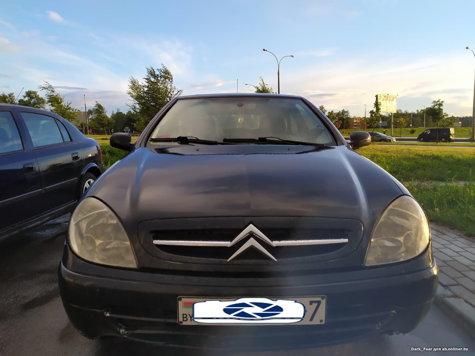 Citroen Xsara VTR
