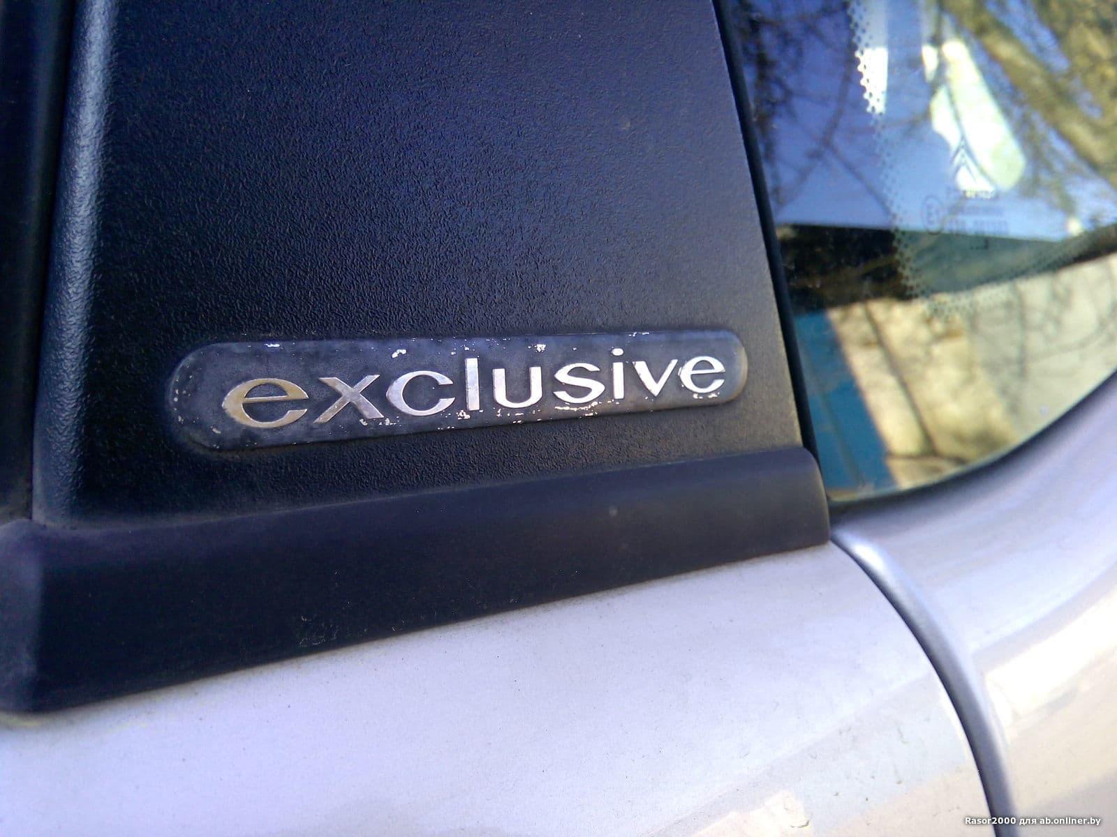Citroen C3 Exclusive