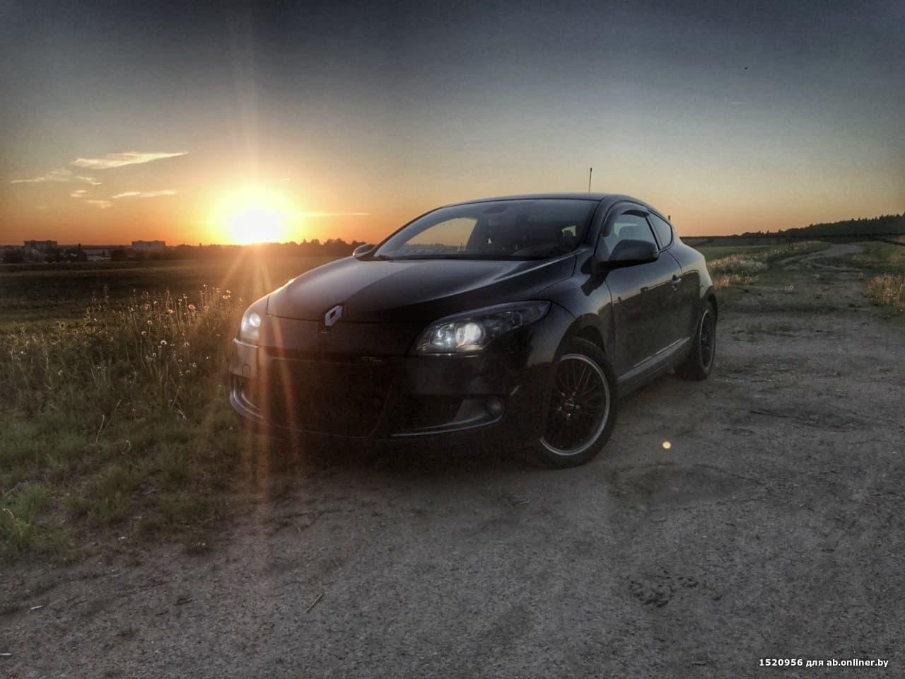 Renault Megane GT-Line