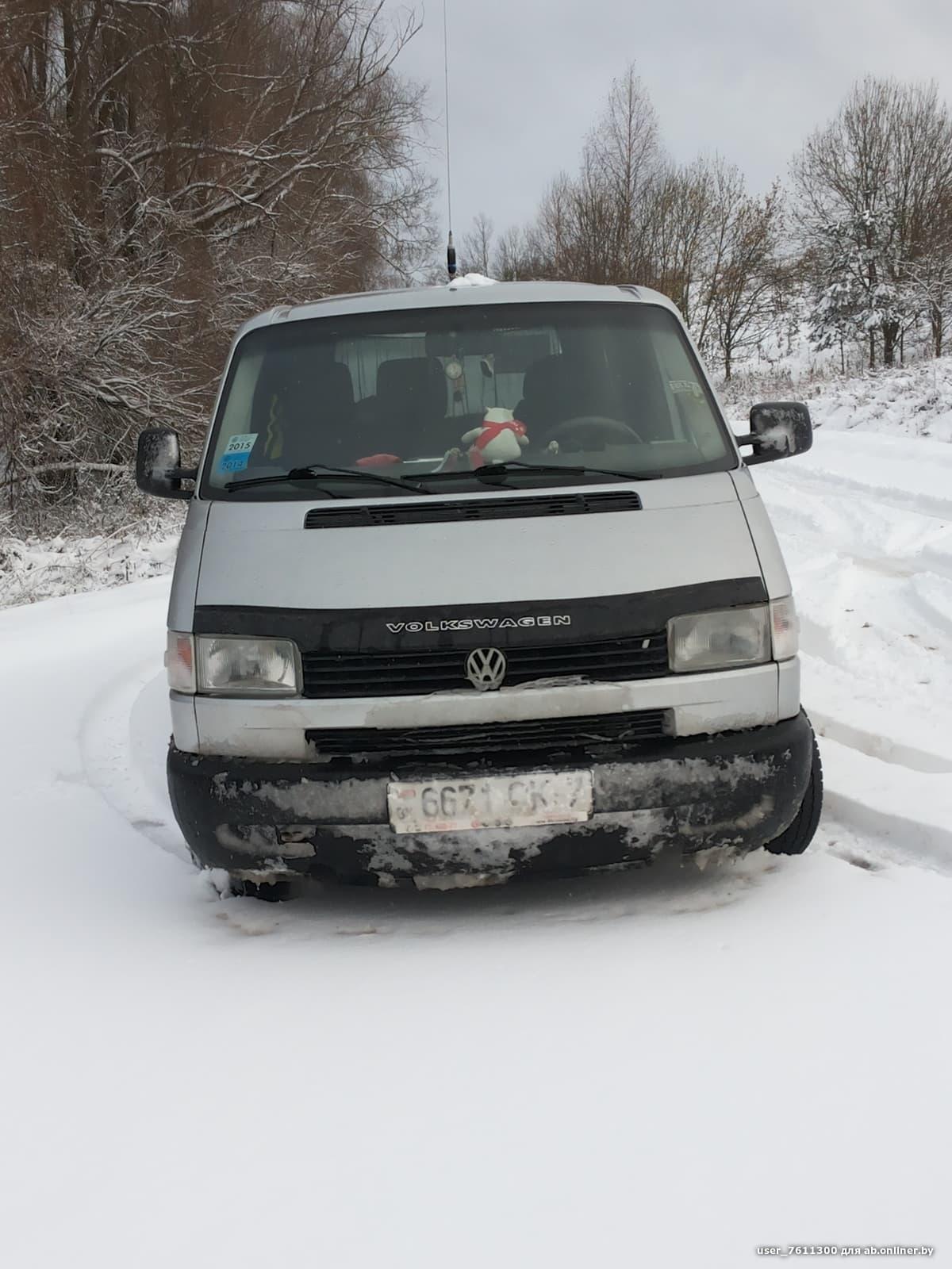 Volkswagen T4 acv 2.5tdi long