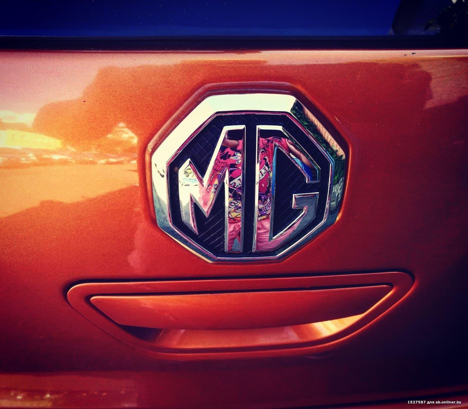 MG 3 xross
