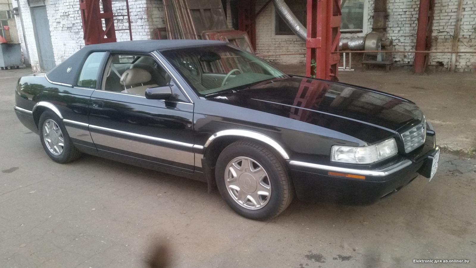 Cadillac Eldorado ESC