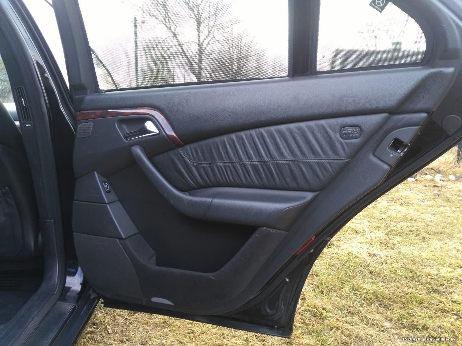 Mercedes-Benz S320