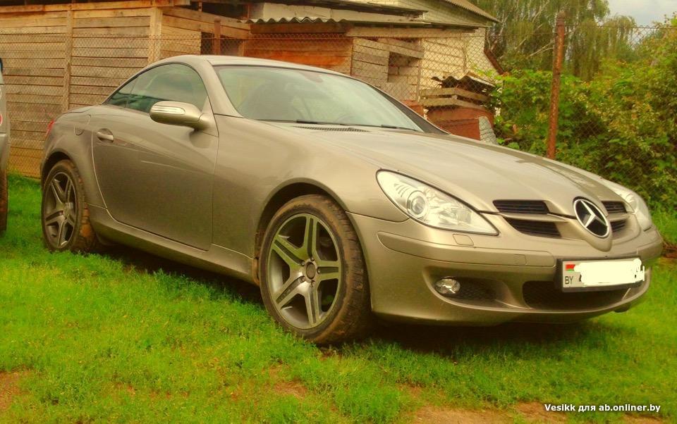 Mercedes-Benz SLK200