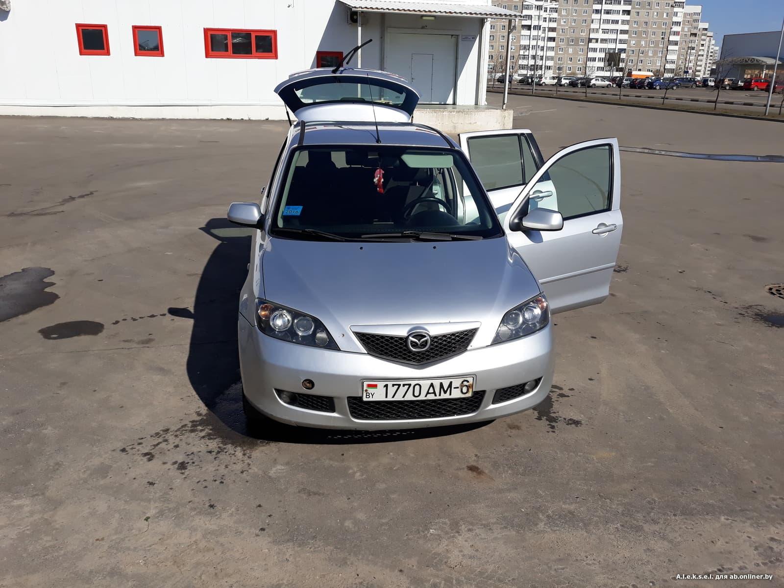 Mazda 2 Tdci