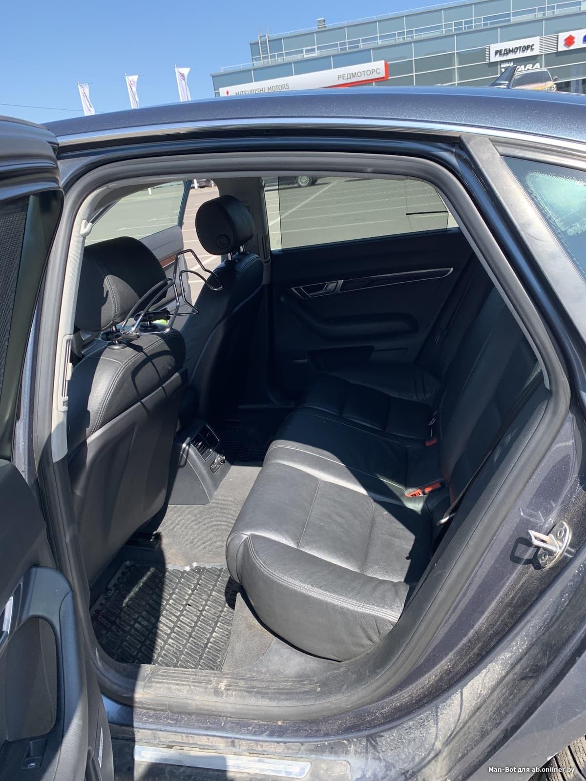 Audi A6 С6 (4f) Quattro