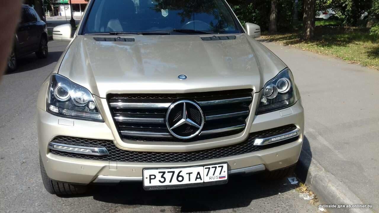 Mercedes GL350 Grand Edition