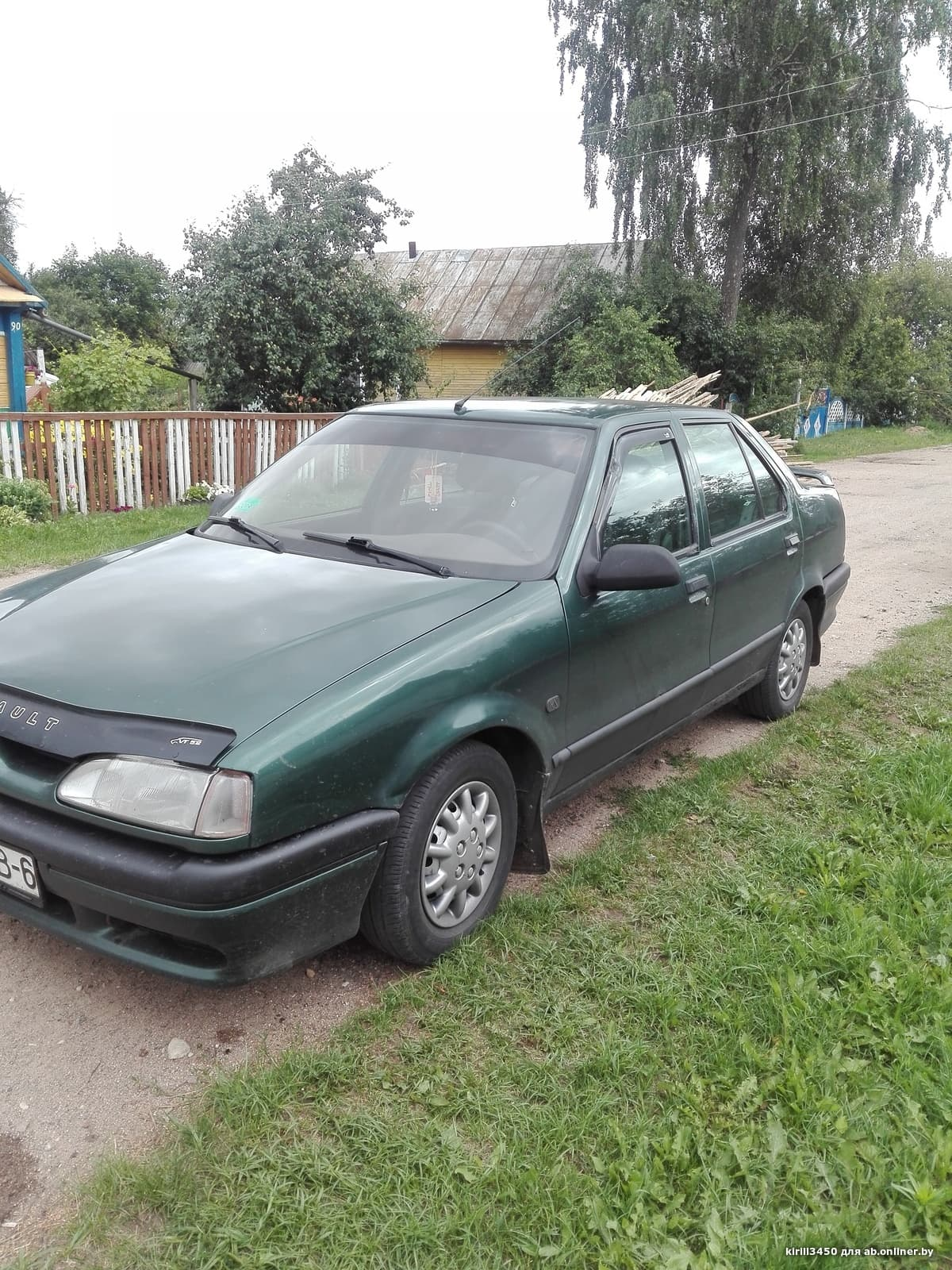 Renault 19 Обмен