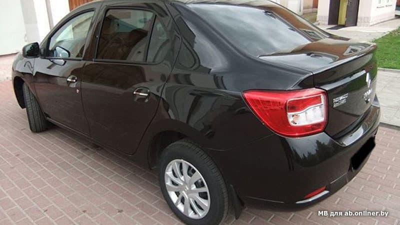 Renault Logan Privileg