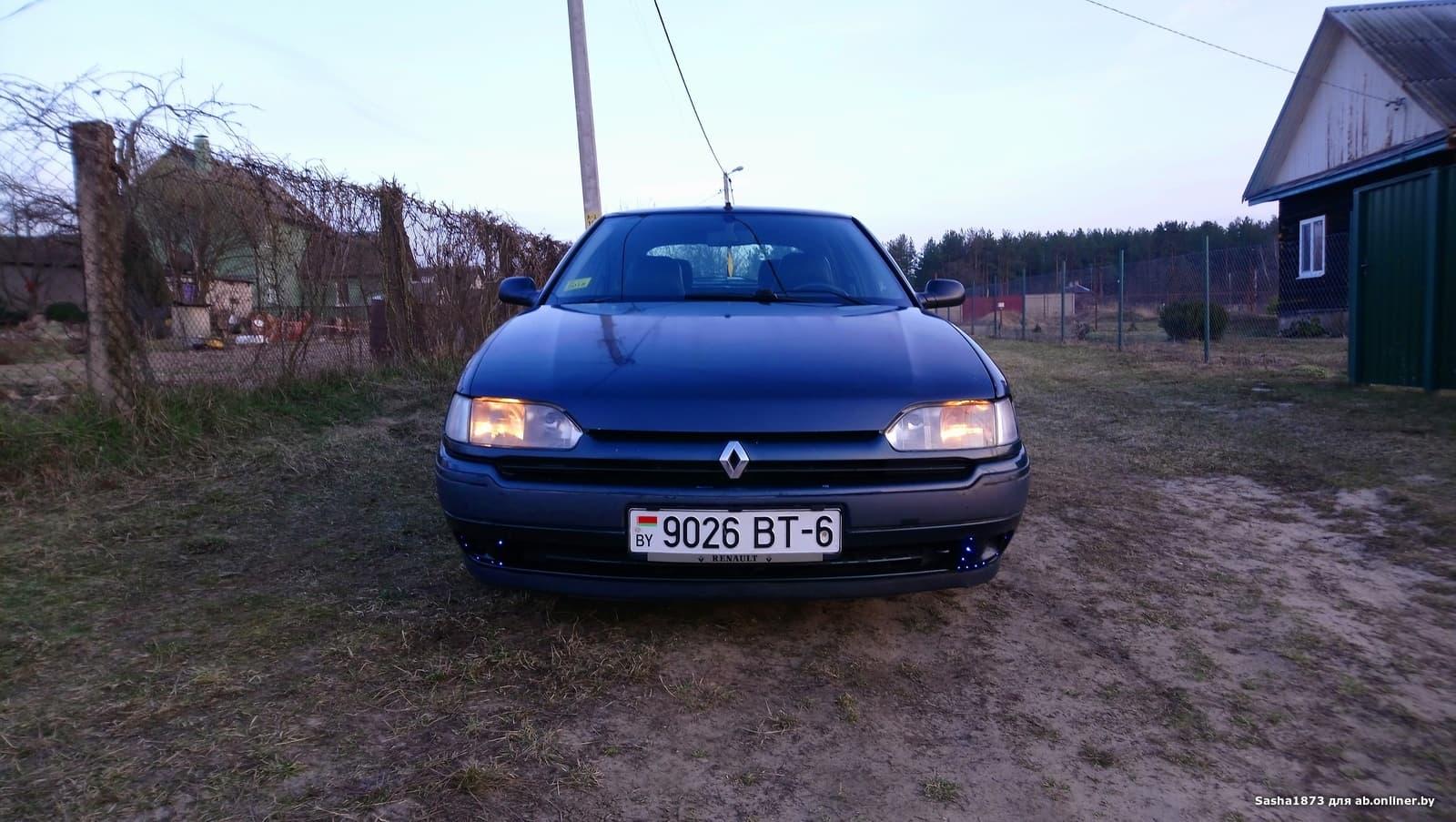 Renault Safrane RN