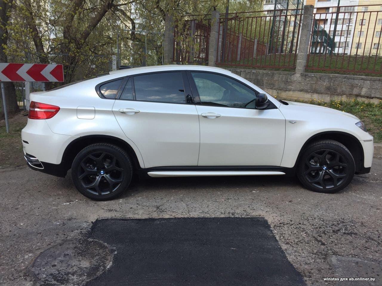 BMW X6 3.0d M Performance