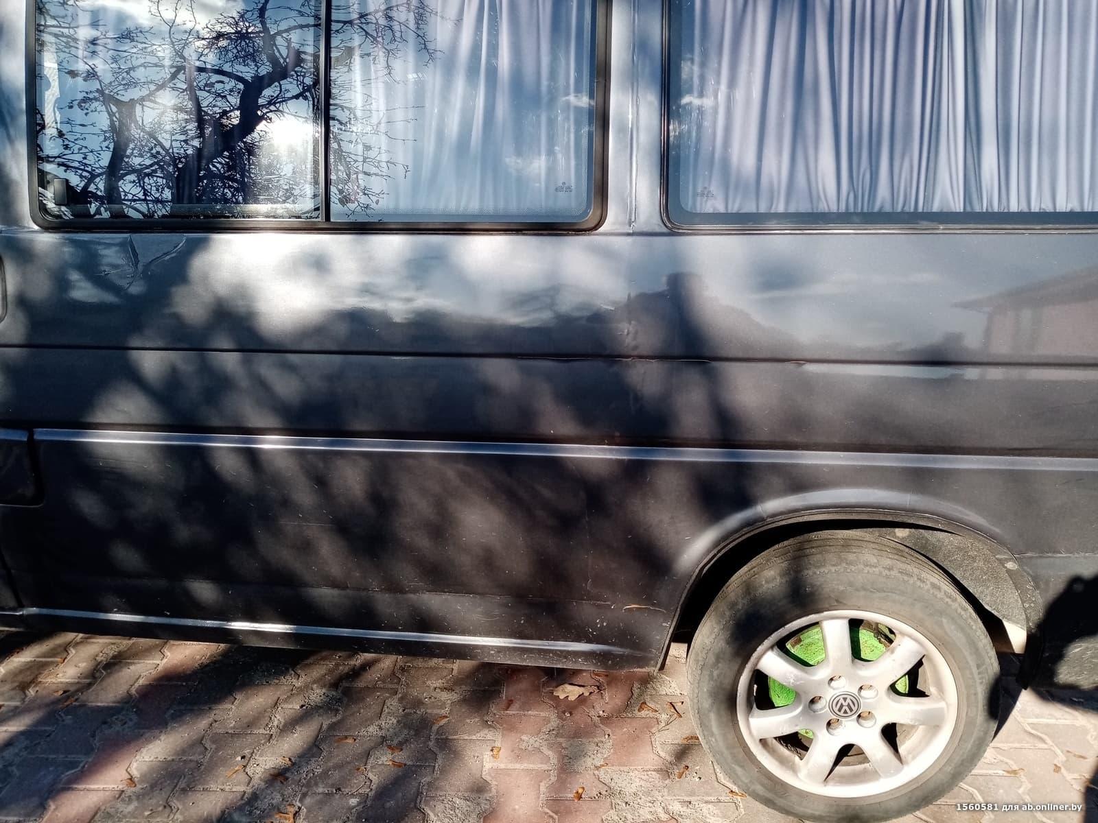 Volkswagen T4 2.4D