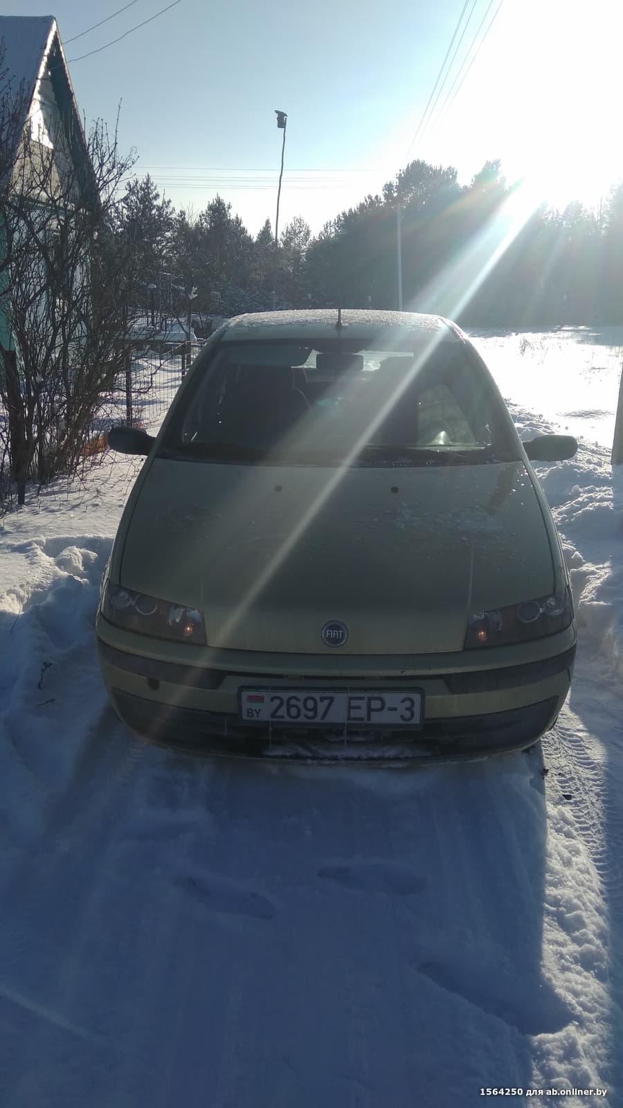 Fiat Punto 16 кл. 80 л.с.