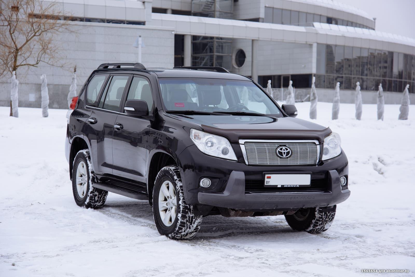 Toyota Land Cruiser TX.L