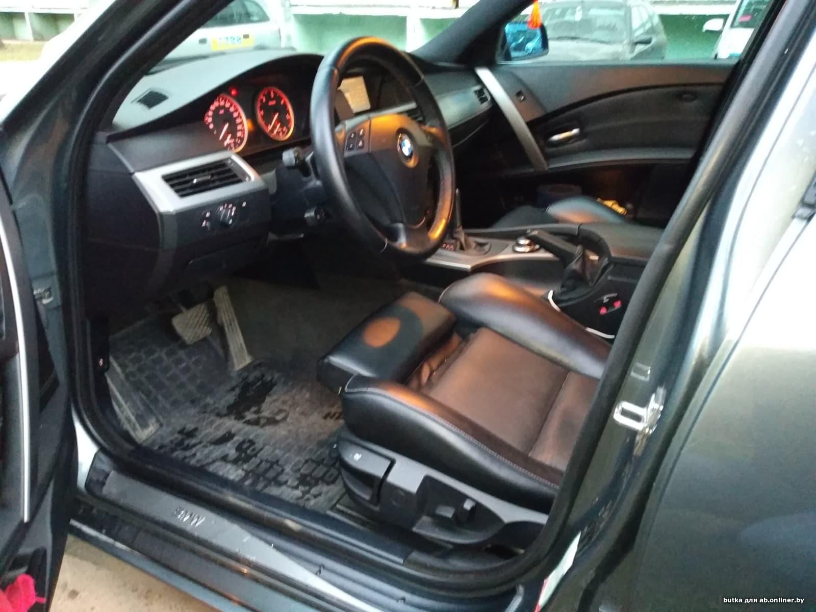 BMW 525 Е61