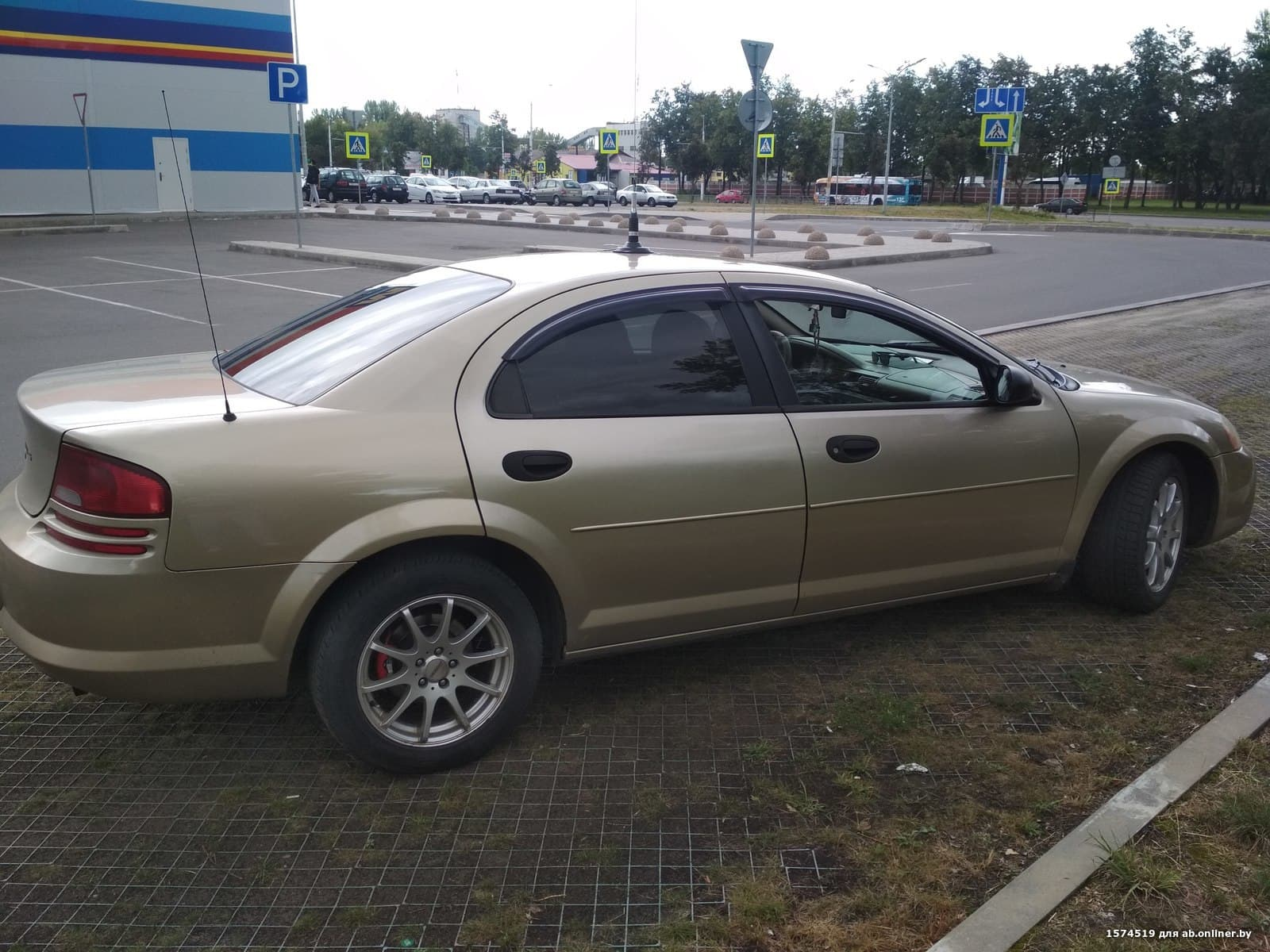 Dodge Stratus SE