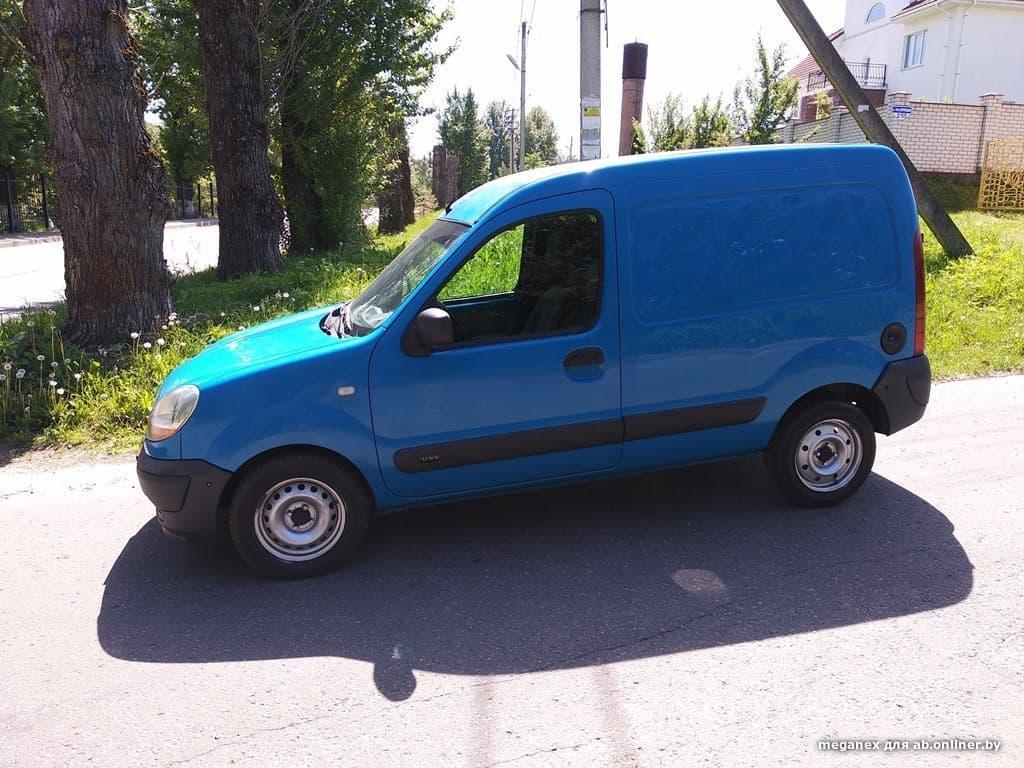 Renault Kangoo 1.9TD