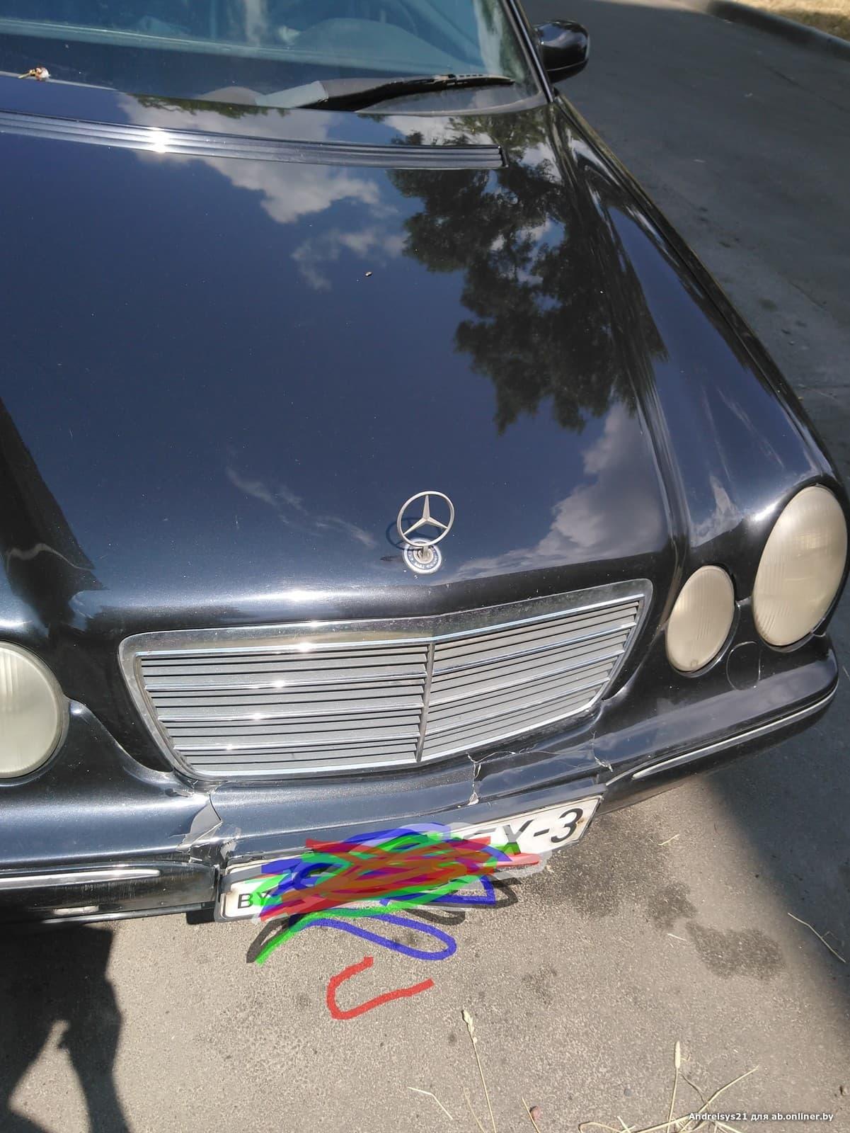 Mercedes-Benz E320 Е W210