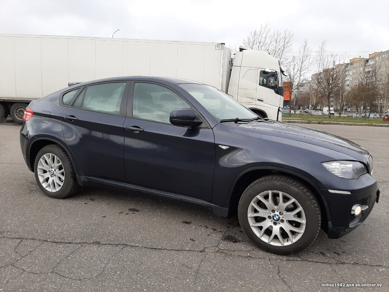 BMW X6 3.5Xi