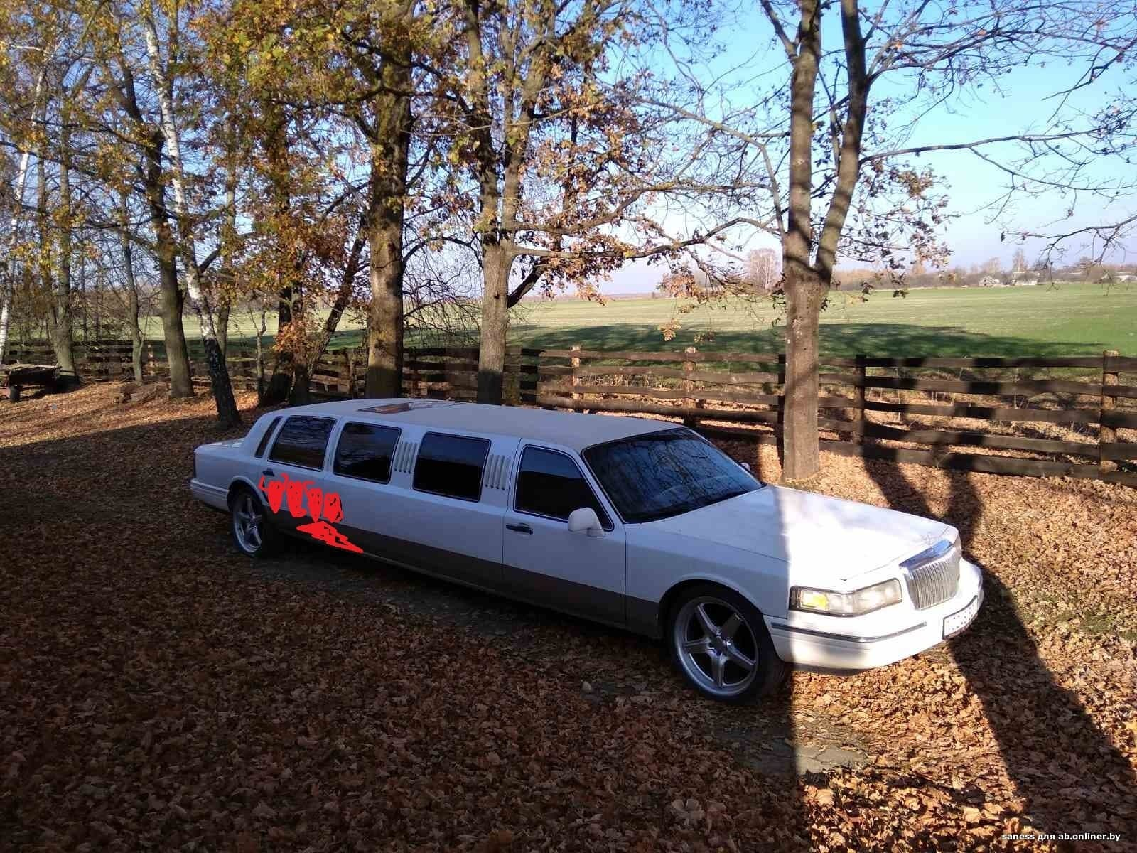 Lincoln Town Car classik