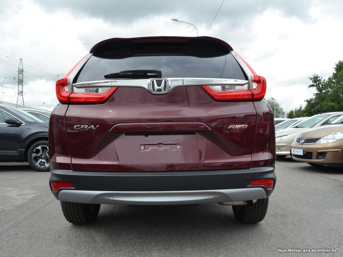 Honda CR-V NEW Lifestyle