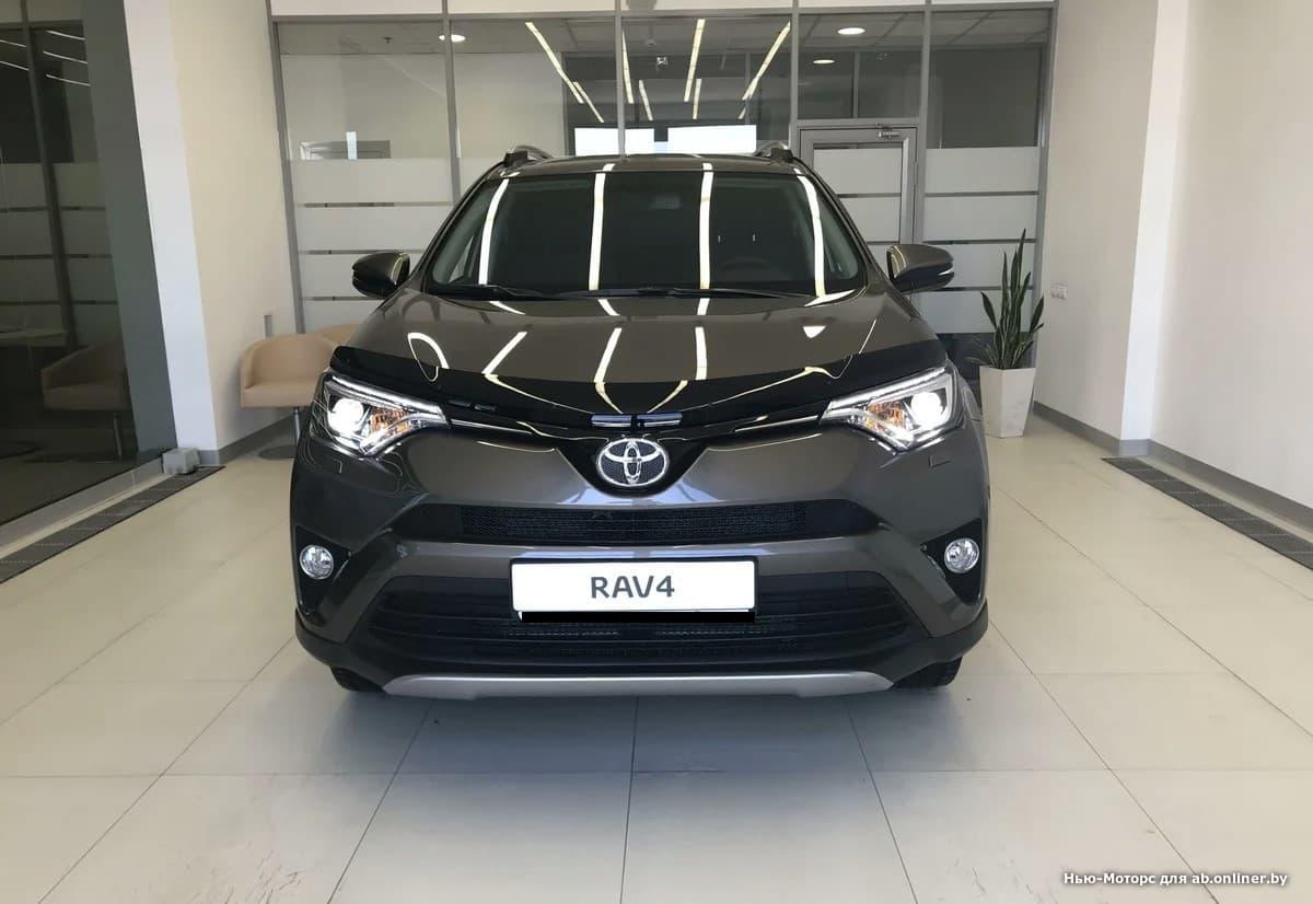 Toyota RAV4 Престиж